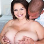 Interracial Alaura Grey sex BBW porn pics 006