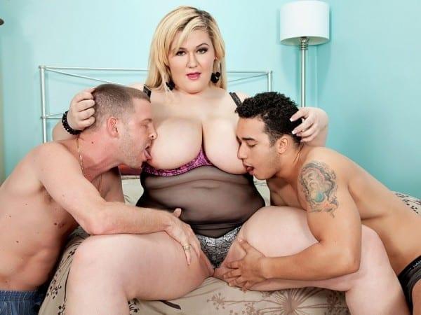 bbw skye sinn threesome porn
