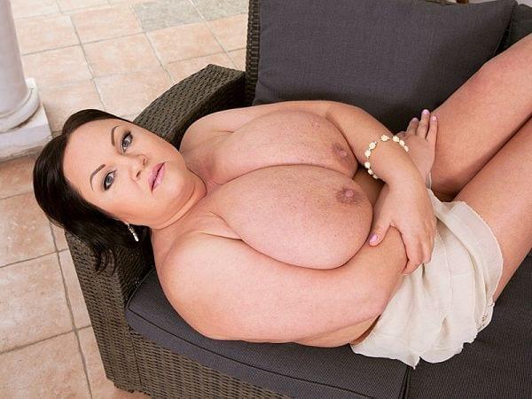bbw natascha romanova big tits mature