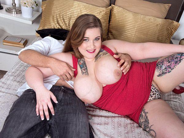 bbw busty emma tits