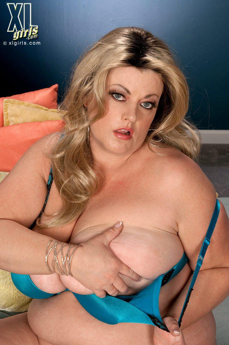BBW Brianna Falcone big tit